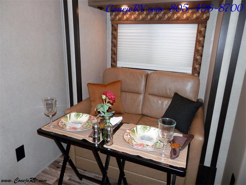 2016 Renegade RV Villagio 25QRS 2-Slide-Out Full Body Paint Diesel - Photo 8 - Thousand Oaks, CA 91360