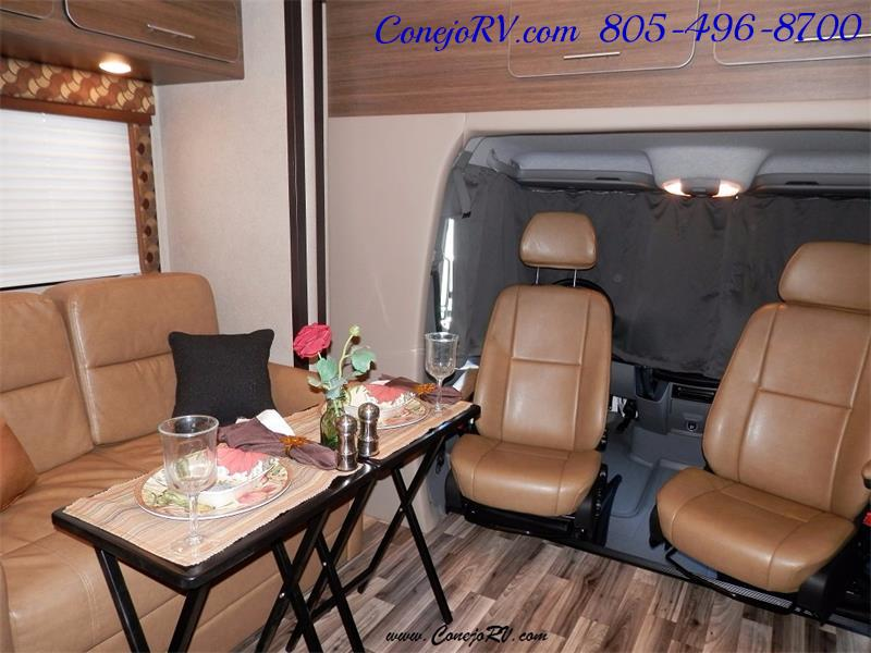 2016 Renegade RV Villagio 25QRS 2-Slide-Out Full Body Paint Diesel - Photo 21 - Thousand Oaks, CA 91360