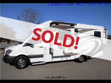 2016 Renegade RV Villagio 25QRS 2-Slide-Out Full Body Paint Diesel