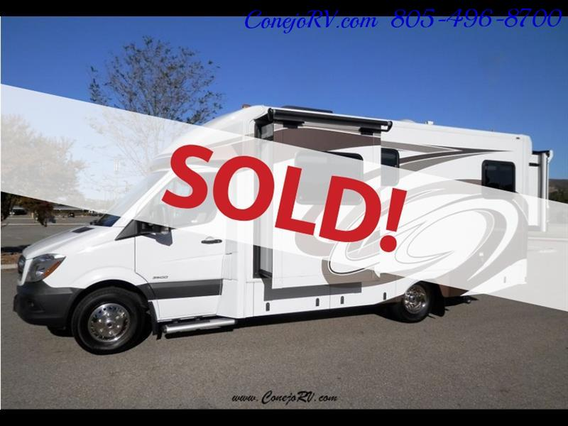 2016 Renegade RV Villagio 25QRS 2-Slide-Out Full Body Paint Diesel - Photo 1 - Thousand Oaks, CA 91360