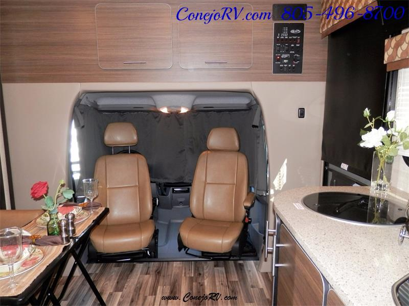 2016 Renegade RV Villagio 25QRS 2-Slide-Out Full Body Paint Diesel - Photo 19 - Thousand Oaks, CA 91360