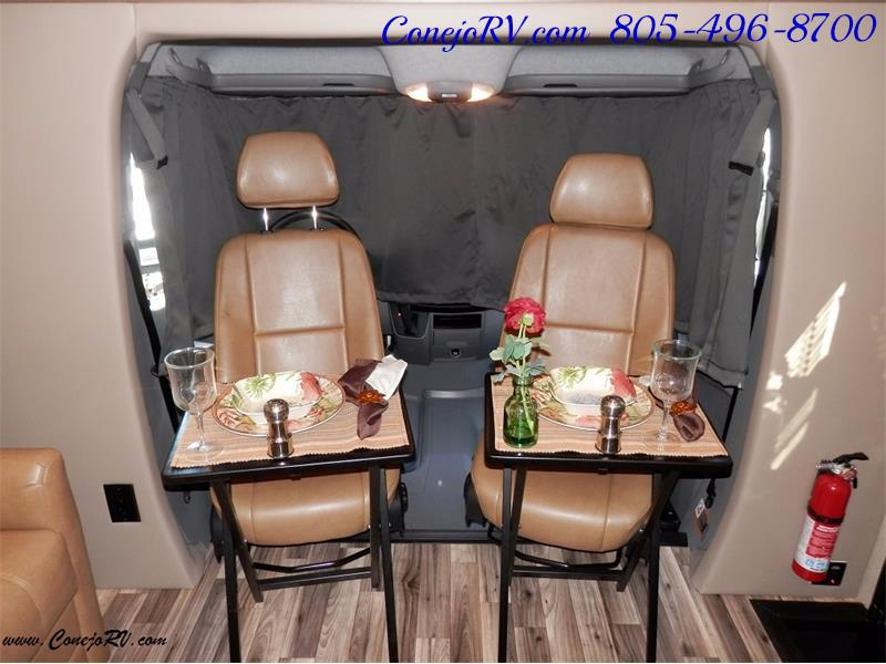 2016 Renegade RV Villagio 25QRS 2-Slide-Out Full Body Paint Diesel - Photo 22 - Thousand Oaks, CA 91360