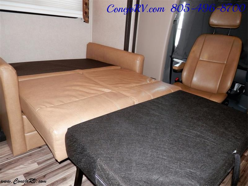 2016 Renegade RV Villagio 25QRS 2-Slide-Out Full Body Paint Diesel - Photo 24 - Thousand Oaks, CA 91360