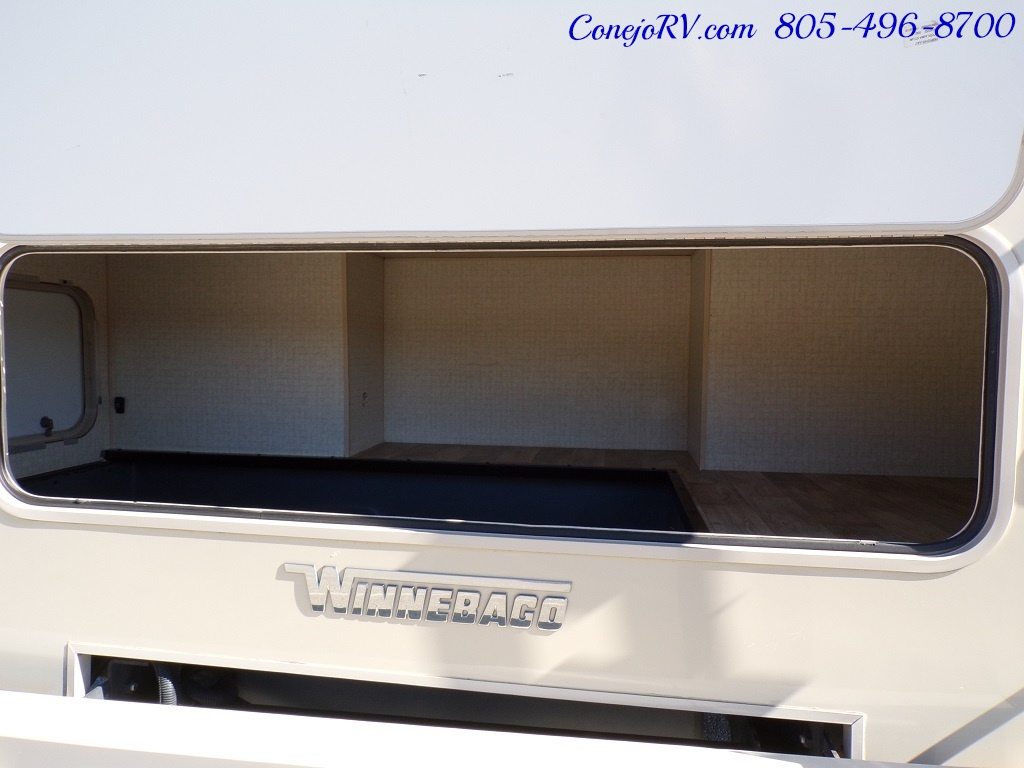2017 Winnebago Minnie Winnie 27Q Ford E-450 Slide Out - Photo 34 - Thousand Oaks, CA 91360