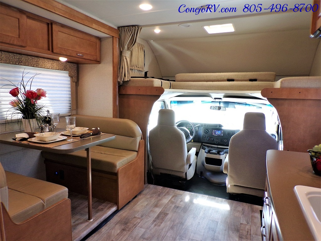 2017 Winnebago Minnie Winnie 27Q Ford E-450 Slide Out - Photo 25 - Thousand Oaks, CA 91360