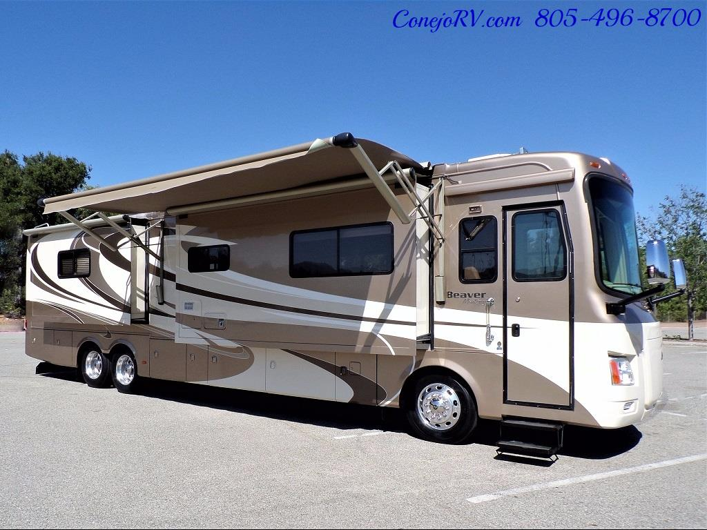 2009 Beaver Monterey 42 Sunset Quad Slide King Bed Tag Axle - Photo 55 - Thousand Oaks, CA 91360
