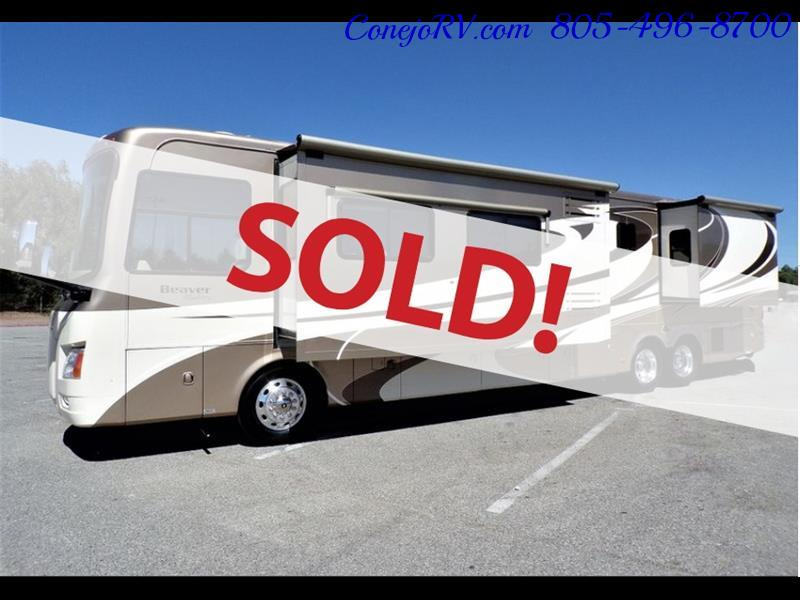 2009 Beaver Monterey 42 Sunset Quad Slide King Bed Tag Axle - Photo 1 - Thousand Oaks, CA 91360