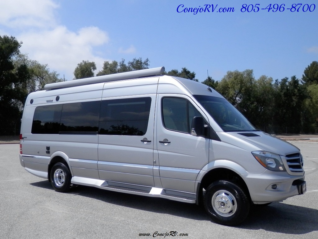 2017 Winnebago 70X ERA 24FT 4X4 Mercedes Sprinter Diesel - Photo 5 - Thousand Oaks, CA 91360