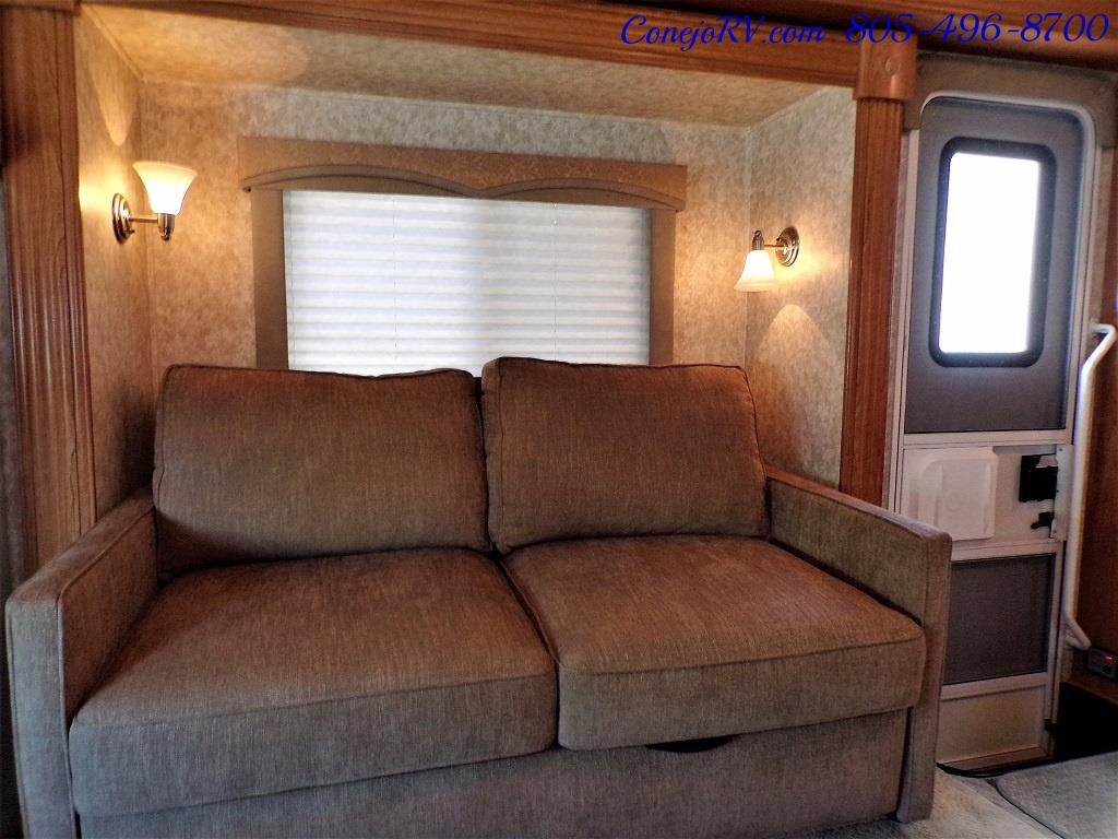 2007 Holiday Rambler Augusta 252DS HYDRAULIC LEVELERS Double Slide - Photo 11 - Thousand Oaks, CA 91360