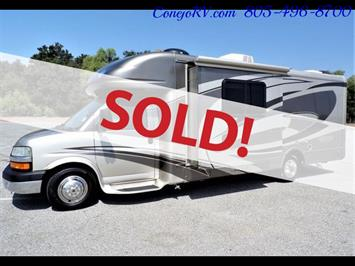 2007 Holiday Rambler Augusta 252DS HYDRAULIC LEVELERS Double Slide