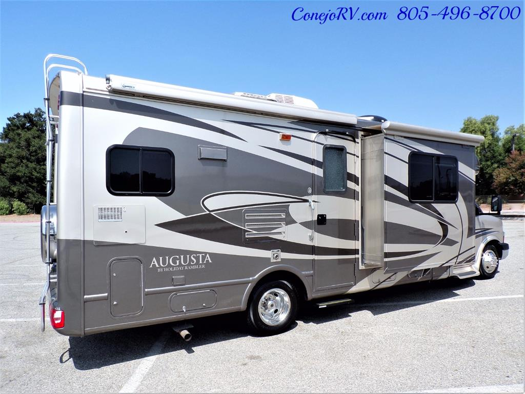 2007 Holiday Rambler Augusta 252DS HYDRAULIC LEVELERS Double Slide - Photo 4 - Thousand Oaks, CA 91360