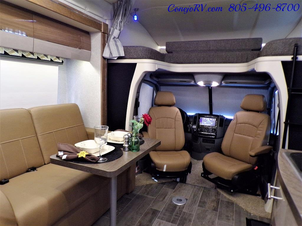 2018 Winnebago Navion 24V Slide-Out Full Body Paint Turbo Diesel - Photo 24 - Thousand Oaks, CA 91360