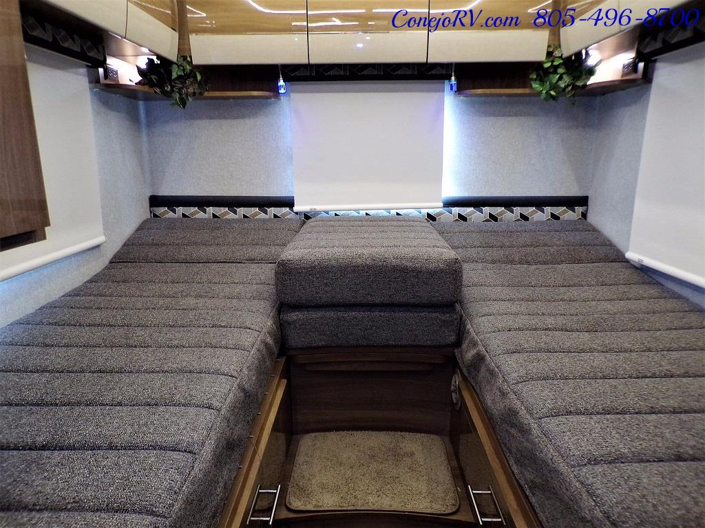 2018 Winnebago Navion 24V Slide-Out Full Body Paint Turbo Diesel - Photo 18 - Thousand Oaks, CA 91360