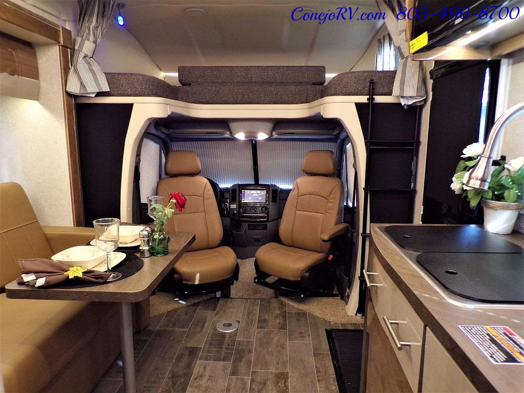 2018 Winnebago Navion 24V Slide-Out Full Body Paint Turbo Diesel - Photo 23 - Thousand Oaks, CA 91360
