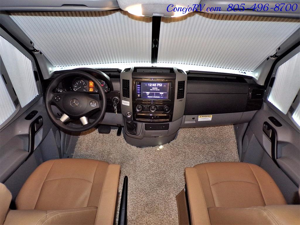 2018 Winnebago Navion 24V Slide-Out Full Body Paint Turbo Diesel - Photo 31 - Thousand Oaks, CA 91360