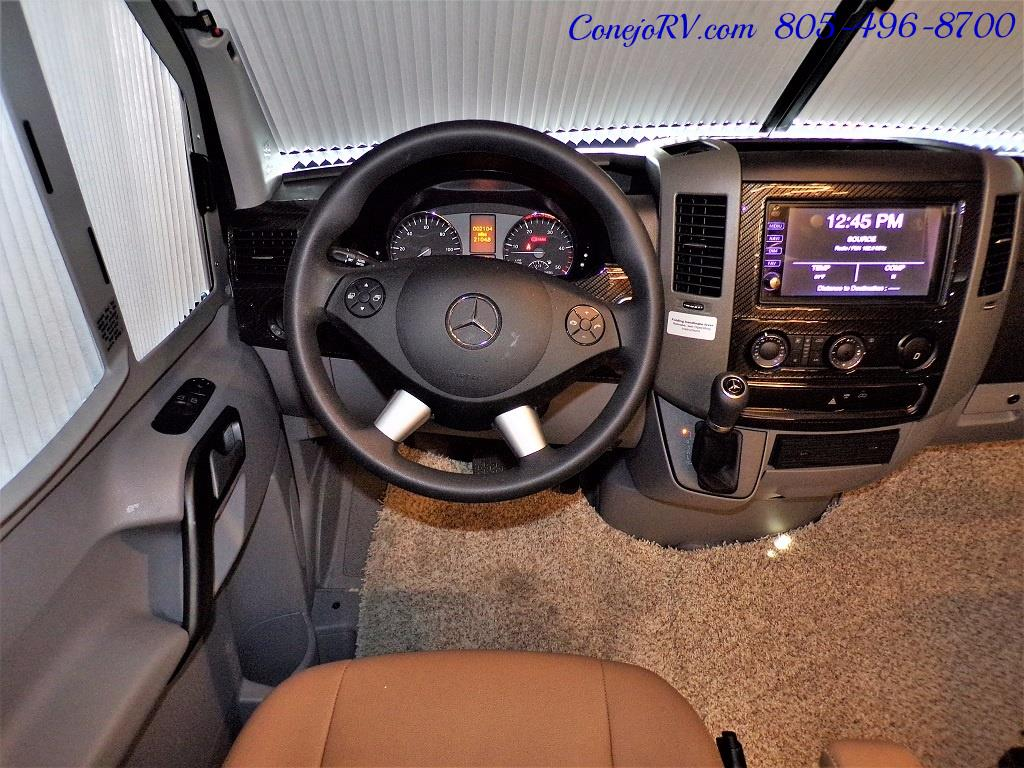 2018 Winnebago Navion 24V Slide-Out Full Body Paint Turbo Diesel - Photo 32 - Thousand Oaks, CA 91360
