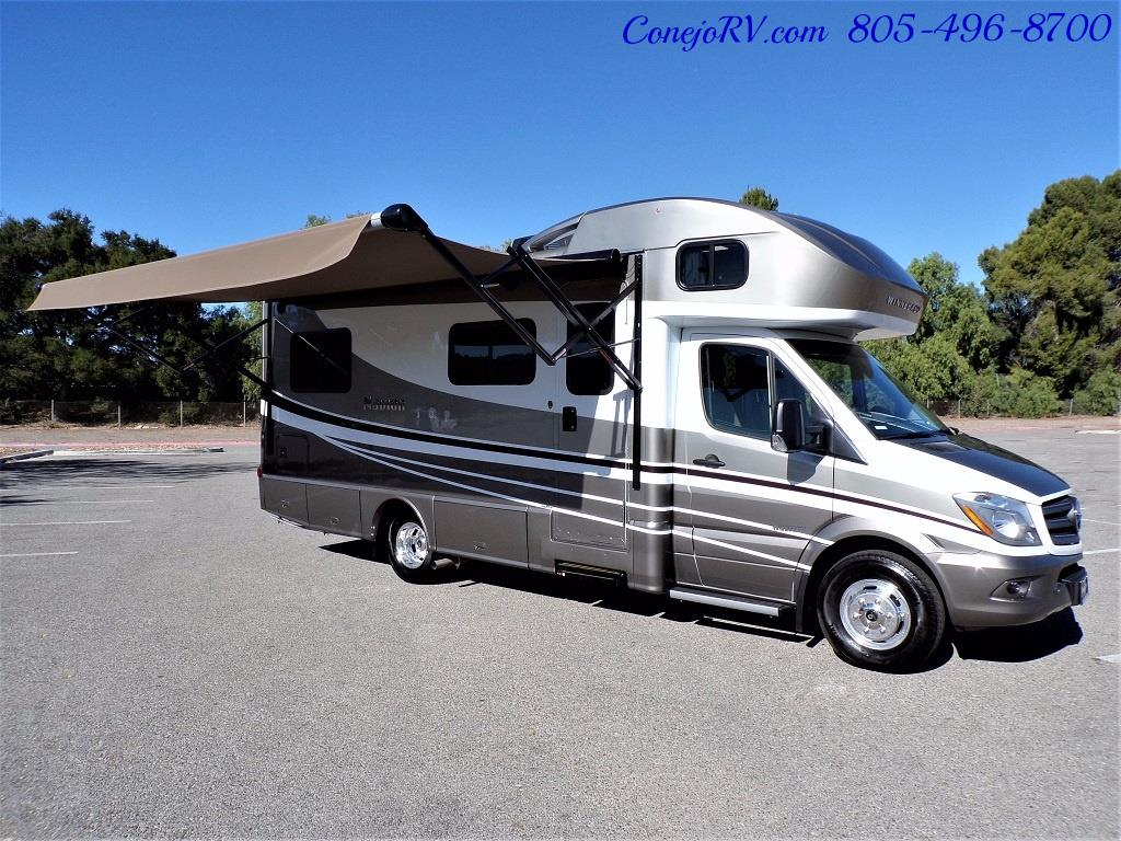 2018 Winnebago Navion 24V Slide-Out Full Body Paint Turbo Diesel - Photo 40 - Thousand Oaks, CA 91360