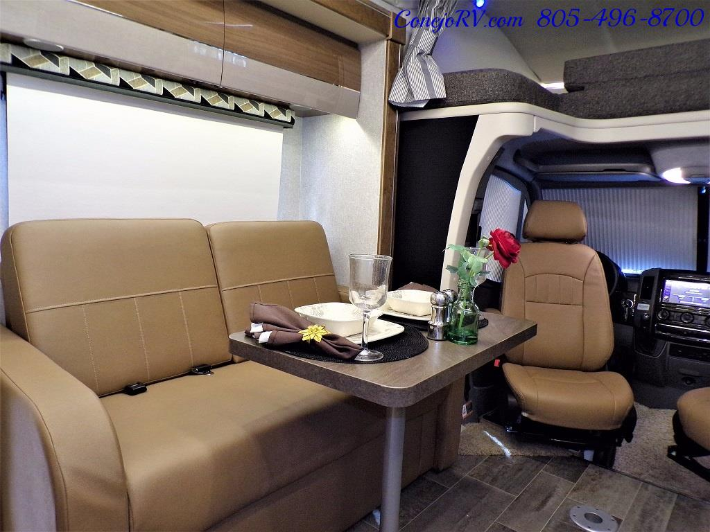 2018 Winnebago Navion 24V Slide-Out Full Body Paint Turbo Diesel - Photo 11 - Thousand Oaks, CA 91360