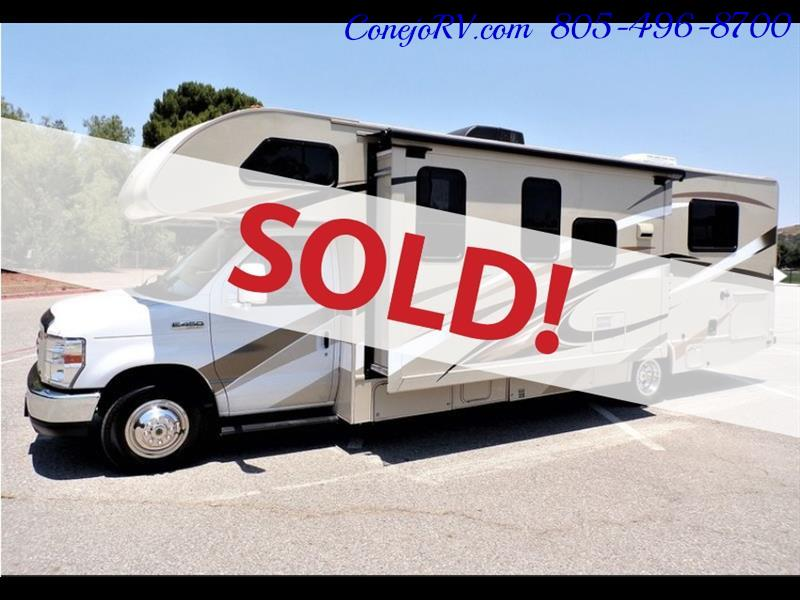 2016 Thor Freedom Elite 28H Class C Slide Out 11K Miles - Photo 1 - Thousand Oaks, CA 91360