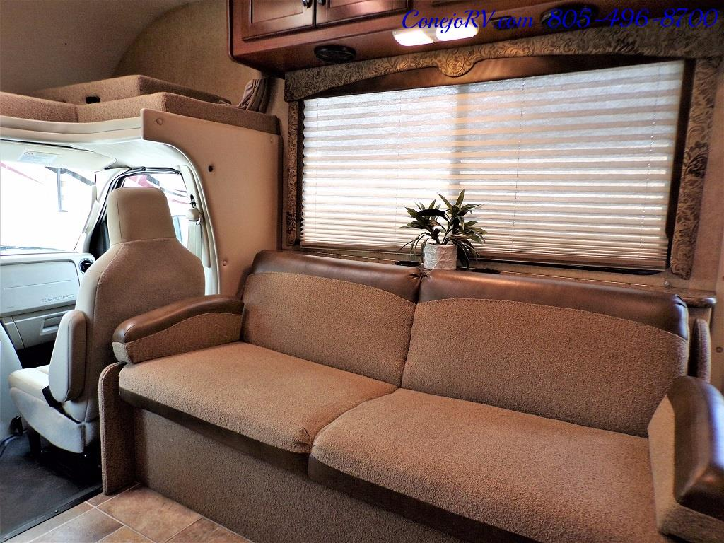 2016 Thor Freedom Elite 28H Class C Slide Out 11K Miles - Photo 13 - Thousand Oaks, CA 91360