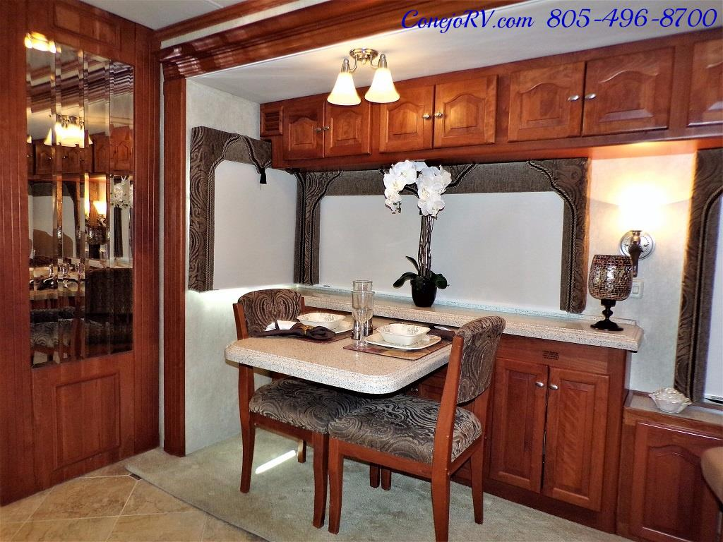 2007 Tiffin Allegro Bus 42QRP 4-Slide King Bed 400hp - Photo 10 - Thousand Oaks, CA 91360