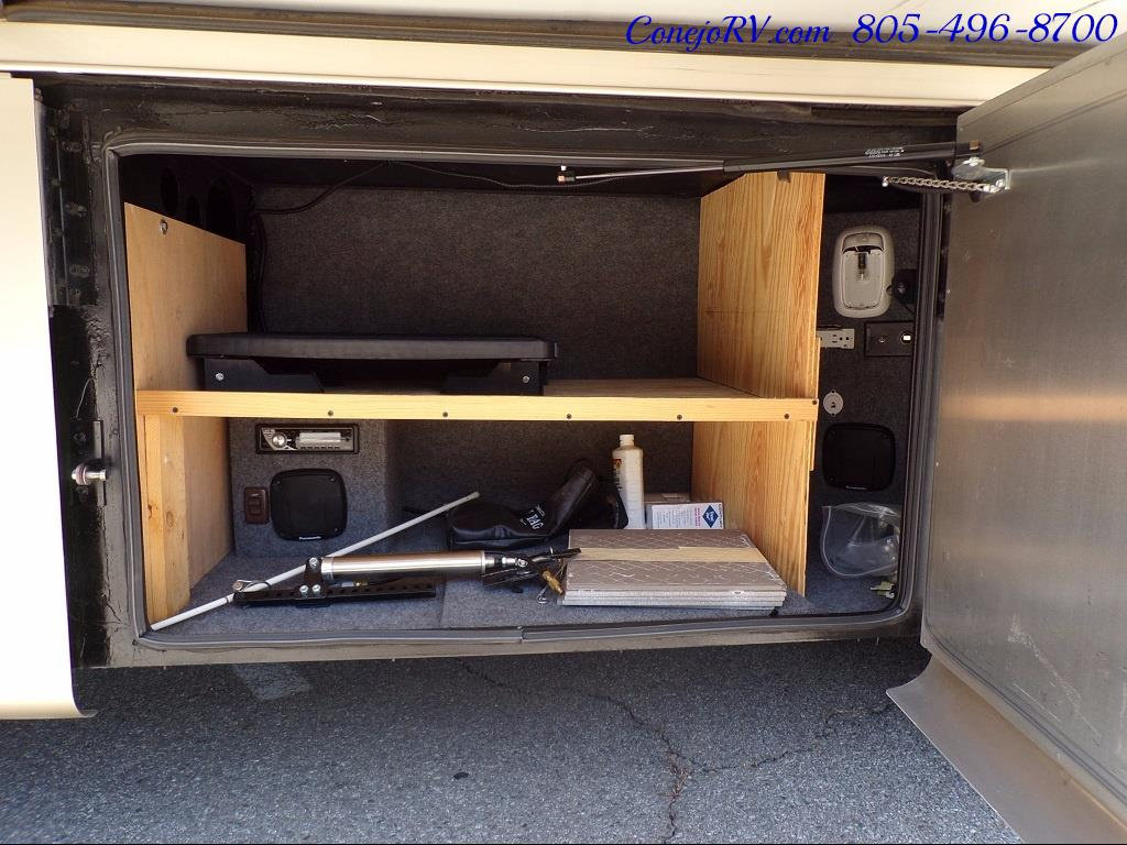 2007 Tiffin Allegro Bus 42QRP 4-Slide King Bed 400hp - Photo 39 - Thousand Oaks, CA 91360