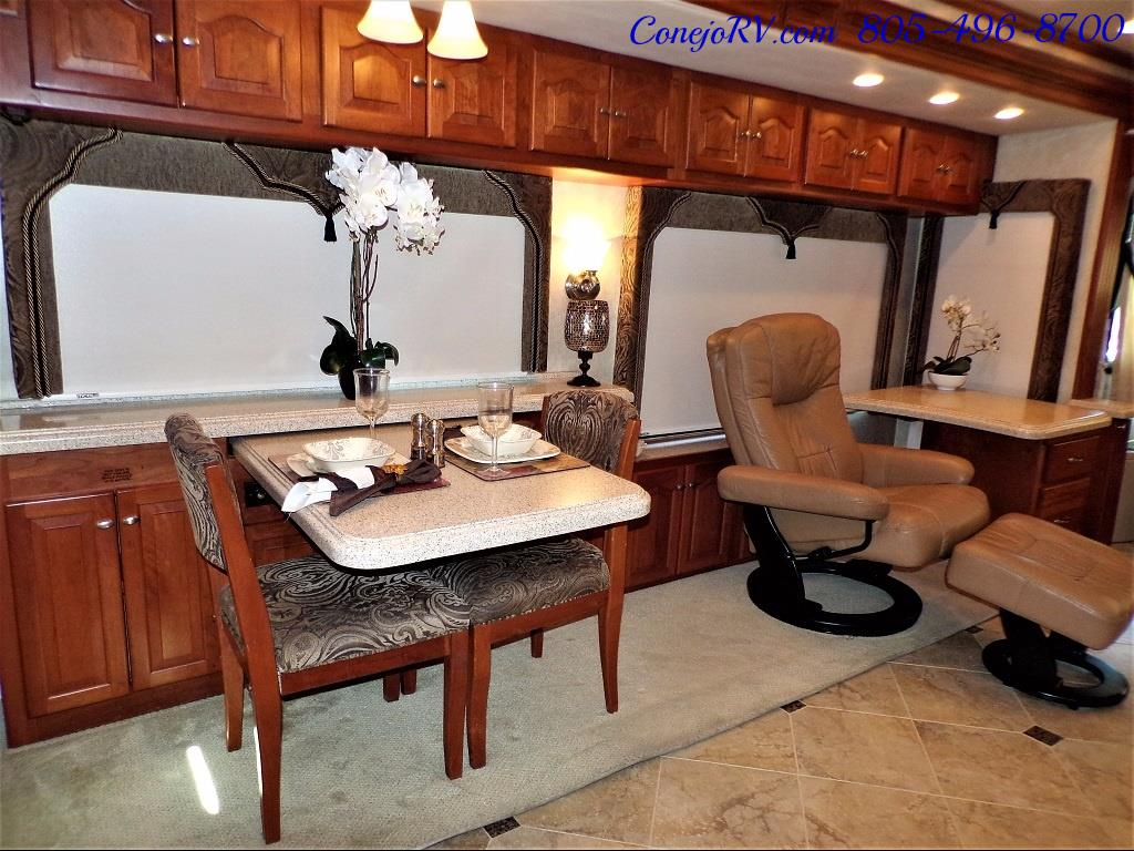 2007 Tiffin Allegro Bus 42QRP 4-Slide King Bed 400hp - Photo 12 - Thousand Oaks, CA 91360