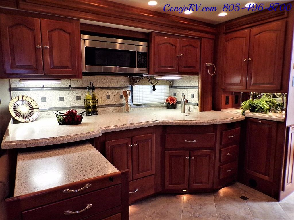2007 Tiffin Allegro Bus 42QRP 4-Slide King Bed 400hp - Photo 17 - Thousand Oaks, CA 91360