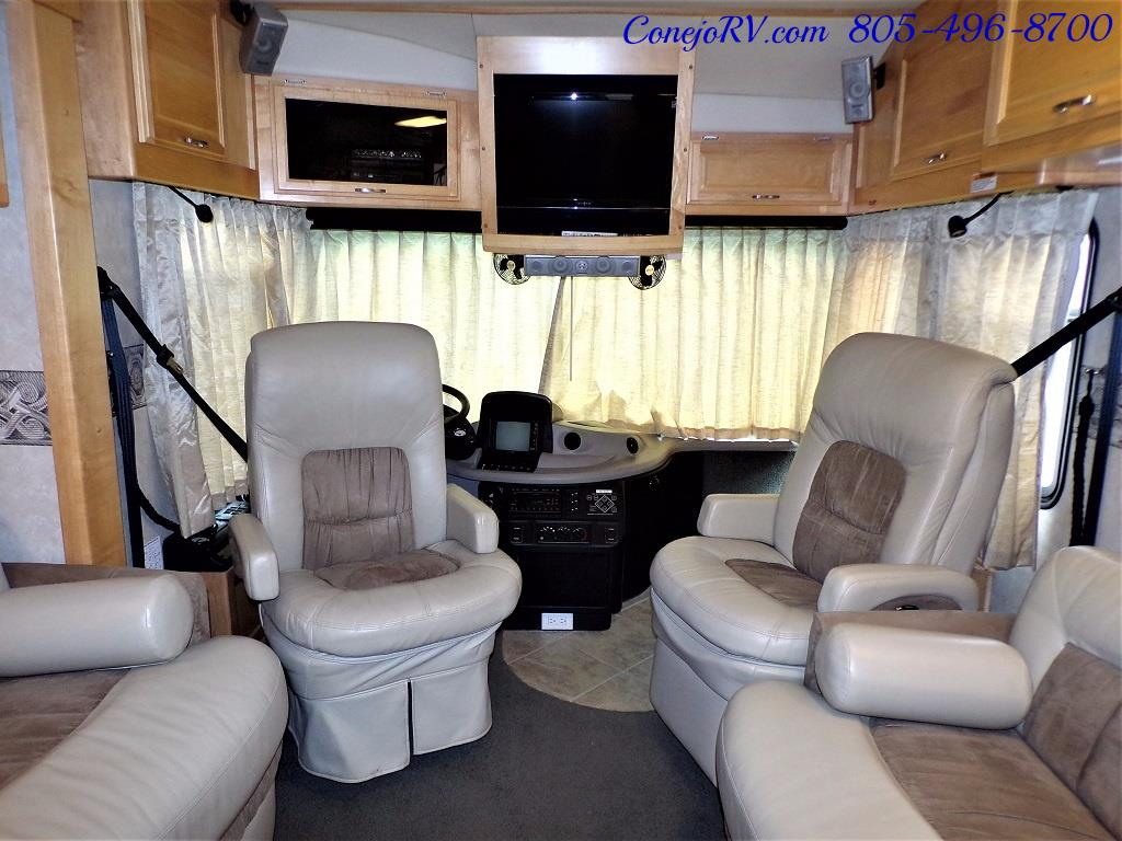 2005 Fleetwood Revolution 40C Double Slide Turbo Diesel 30K Miles - Photo 33 - Thousand Oaks, CA 91360