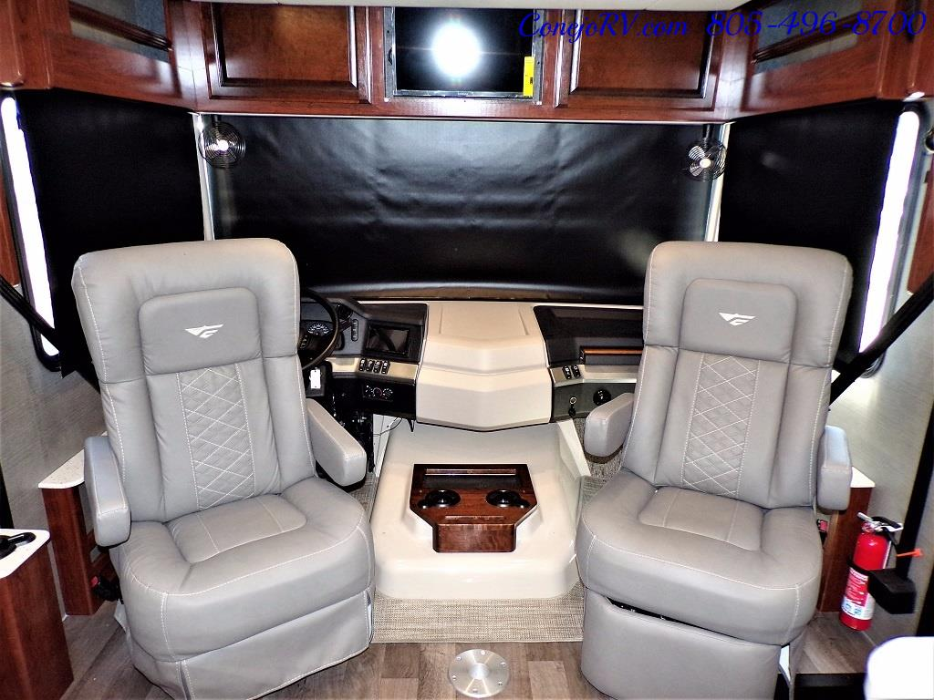 2018 Fleetwood Bounder LX 35K Bath and Half King Bed - Photo 35 - Thousand Oaks, CA 91360