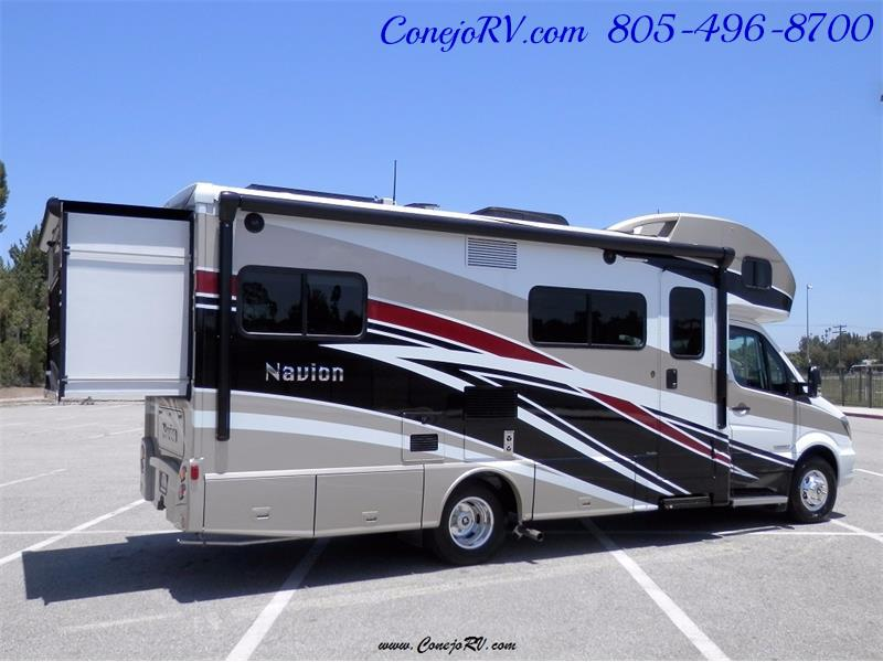 2017 Winnebago Itasca Navion 24G 2-Slides Full Body Paint Diesel - Photo 6 - Thousand Oaks, CA 91360