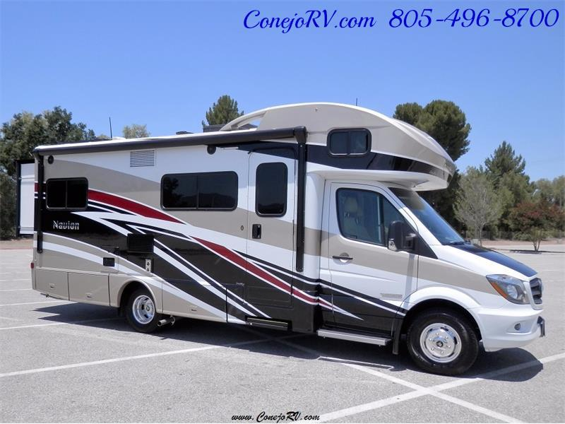 2017 Winnebago Itasca Navion 24G 2-Slides Full Body Paint Diesel - Photo 5 - Thousand Oaks, CA 91360