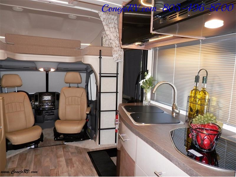2017 Winnebago Itasca Navion 24G 2-Slides Full Body Paint Diesel - Photo 25 - Thousand Oaks, CA 91360