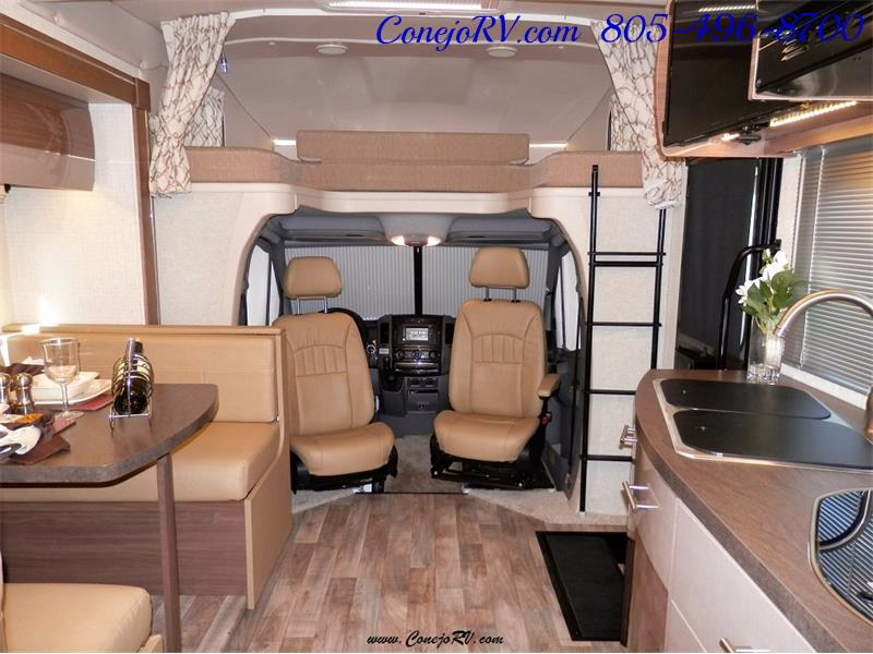 2017 Winnebago Itasca Navion 24G 2-Slides Full Body Paint Diesel - Photo 23 - Thousand Oaks, CA 91360