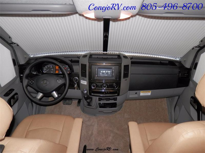 2017 Winnebago Itasca Navion 24G 2-Slides Full Body Paint Diesel - Photo 32 - Thousand Oaks, CA 91360