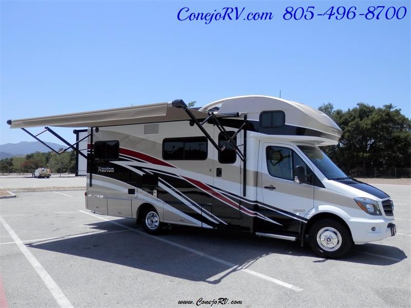 2017 Winnebago Itasca Navion 24G 2-Slides Full Body Paint Diesel - Photo 36 - Thousand Oaks, CA 91360