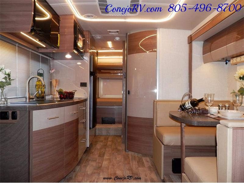 2017 Winnebago Itasca Navion 24G 2-Slides Full Body Paint Diesel - Photo 7 - Thousand Oaks, CA 91360