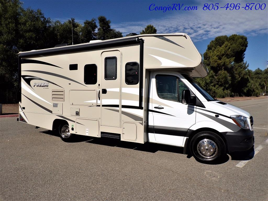 2018 Coachmen Prism 2200FS Full Wall Slide Mercedes Turbo Diesel - Photo 7 - Thousand Oaks, CA 91360