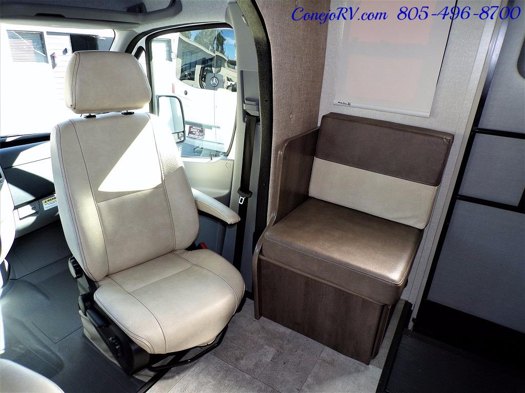 2018 Coachmen Prism 2200FS Full Wall Slide Mercedes Turbo Diesel - Photo 17 - Thousand Oaks, CA 91360
