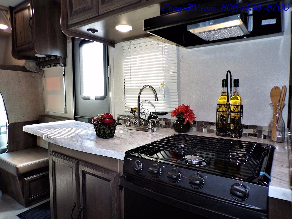 2018 Coachmen Prism 2200FS Full Wall Slide Mercedes Turbo Diesel - Photo 20 - Thousand Oaks, CA 91360