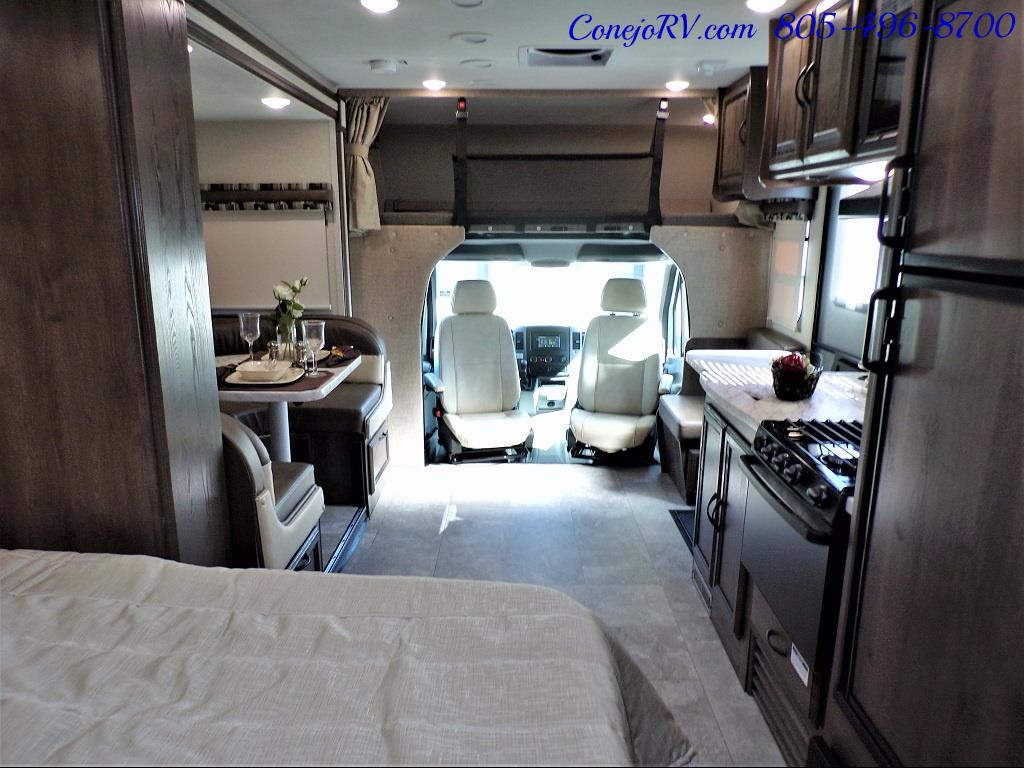 2018 Coachmen Prism 2200FS Full Wall Slide Mercedes Turbo Diesel - Photo 26 - Thousand Oaks, CA 91360