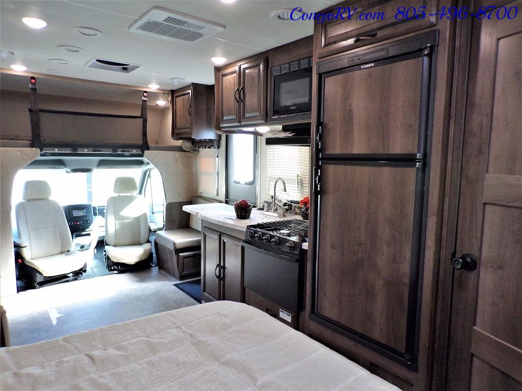 2018 Coachmen Prism 2200FS Full Wall Slide Mercedes Turbo Diesel - Photo 28 - Thousand Oaks, CA 91360