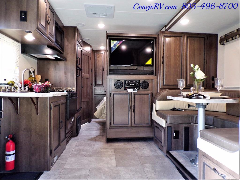2018 Coachmen Prism 2200FS Full Wall Slide Mercedes Turbo Diesel - Photo 10 - Thousand Oaks, CA 91360
