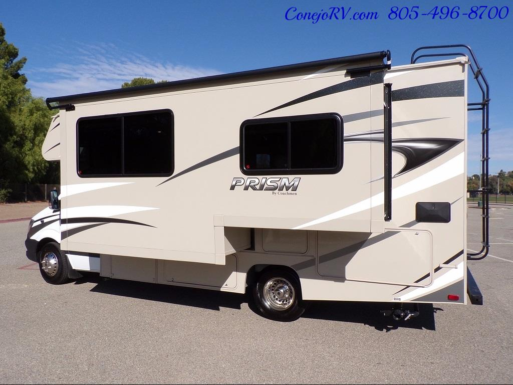 2018 Coachmen Prism 2200FS Full Wall Slide Mercedes Turbo Diesel - Photo 6 - Thousand Oaks, CA 91360