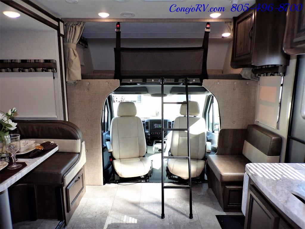 2018 Coachmen Prism 2200FS Full Wall Slide Mercedes Turbo Diesel - Photo 30 - Thousand Oaks, CA 91360