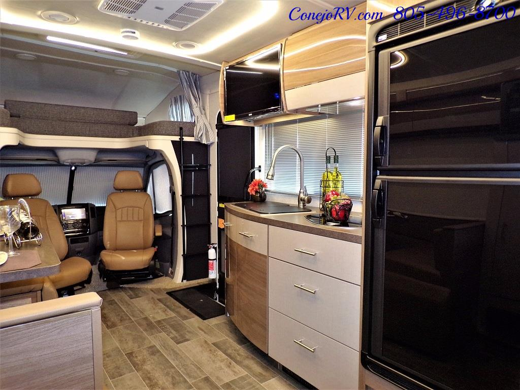 2018 Winnebago Navion 24J Slide-Out Mercedes Turbo Diesel - Photo 25 - Thousand Oaks, CA 91360