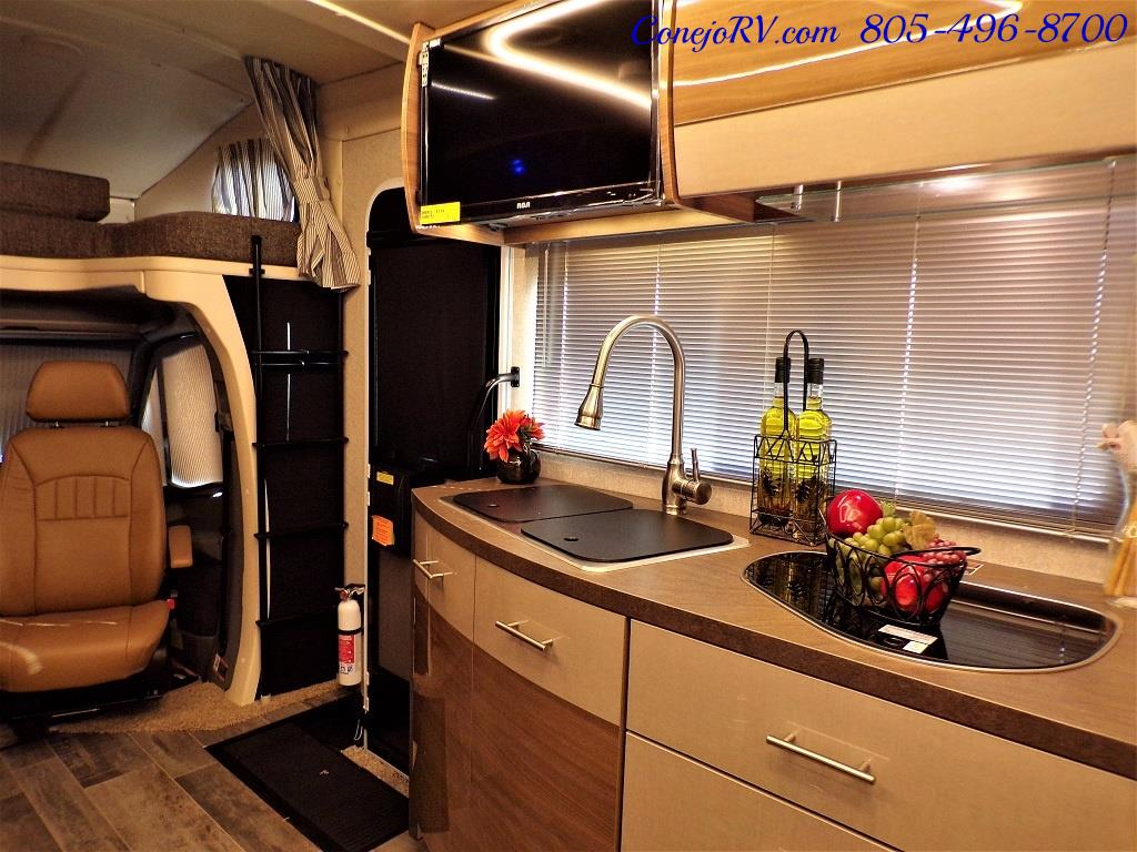 2018 Winnebago Navion 24J Slide-Out Mercedes Turbo Diesel - Photo 16 - Thousand Oaks, CA 91360