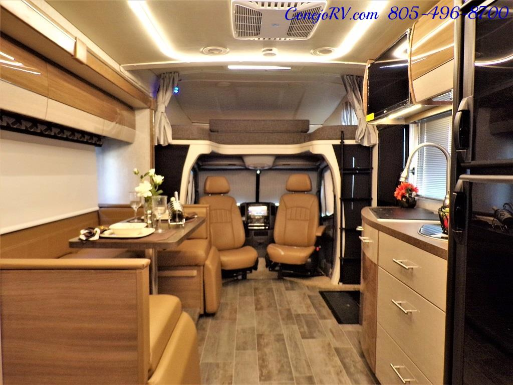 2018 Winnebago Navion 24J Slide-Out Mercedes Turbo Diesel - Photo 23 - Thousand Oaks, CA 91360