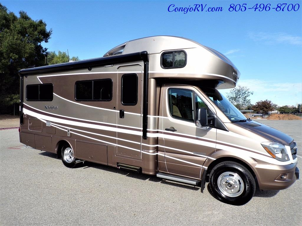 2018 Winnebago Navion 24J Slide-Out Mercedes Turbo Diesel - Photo 5 - Thousand Oaks, CA 91360