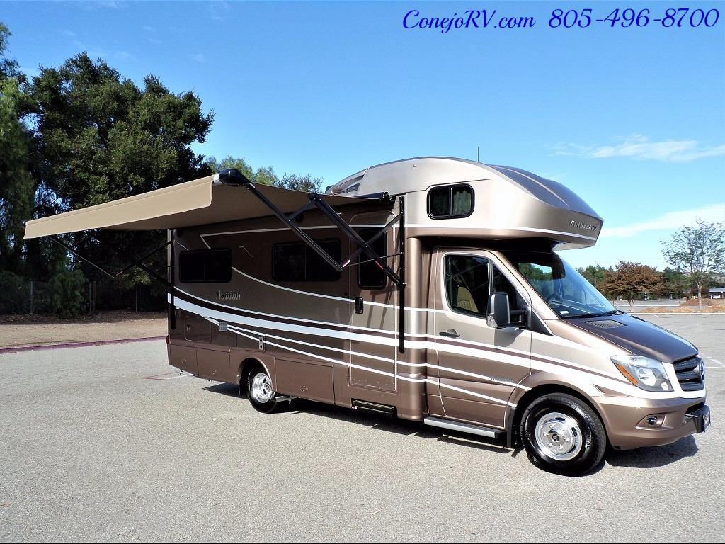 2018 Winnebago Navion 24J Slide-Out Mercedes Turbo Diesel - Photo 41 - Thousand Oaks, CA 91360